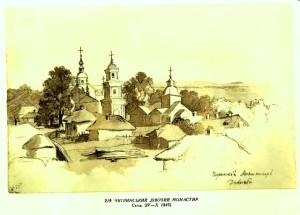 монастир чигирин